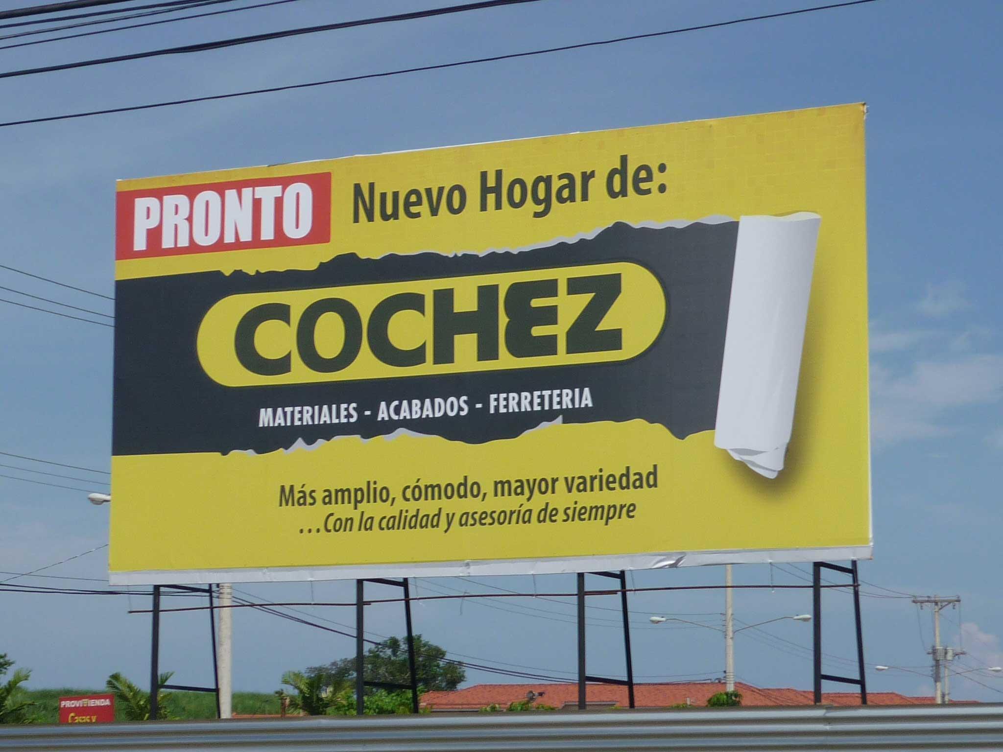 Imagen actual publicidad exterior en panam - Fotos de vallas ...